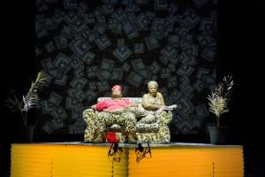 Macbeth di Brett Bailey, al Festival d'Automne
