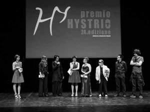 Premio Hystrio Scritture di Scena 2014, la premiazione (foto: Marina Siciliano).