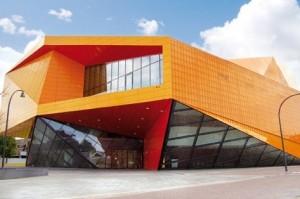 L'Agorà Theatre a Lelystad (Olanda).