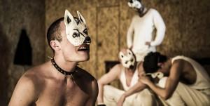 """Le anime morte"" di Gogol, regia di Kirill Serebrennikov alle Wienerfestwochen (foto: Alex Yocu);"