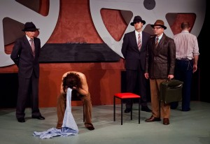 """Santarcangelo dei Teatri 15, """"Our secrets"""" (foto: Csaba Mészáros)."""