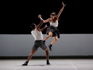 """Hearts & Arrows"", L.A. Project (Festival Torinodanza)."