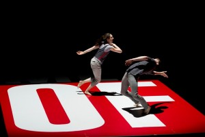 """Reflection"", L.A. Dance Project (Torinodanza)."