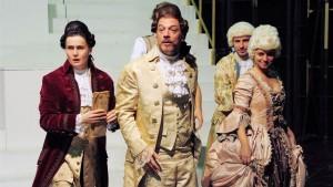 """""""Candide"""", regia di F. Arcuri."""
