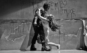 """""""Otello, ossia il Moro di Venezia"""", di Gioachino Rossini, regia di Patrice Caurier e Moshe Leiser (Zurigo, 2012)."""