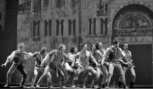 """""""Romeo e Giulietta – opera popolare"""", di Riccardo Cocciante."""