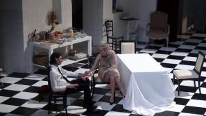 """""""Tartuffe"""", regia di Luc Bondy."""