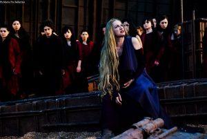 """""""Elettra"""" regia di G. Lavia, Siracusa (foto: Maria Pia Ballarino)."""