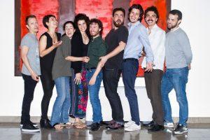 I finalisti del Premio alla Vocazione 2017 (foto: Marina Siciliano).