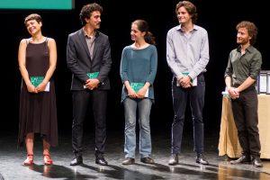 Premio Hystrio alla Vocazione, i vincitori 2017 (foto: marina Siciliano).