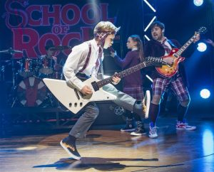 """School of rock""."