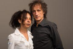 Flavia Mastrella e Antonio Rezza (foto: G. Mazzi)