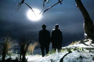 Aspettando Godot, Eros Pagni e Ugo Pagliai, regia Marco Sciaccaluga (Foto M. Norberth)