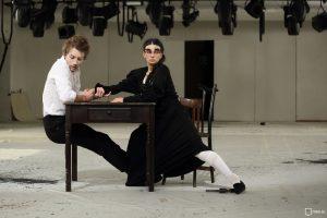 O-j. Amore tardivo, di Ostrovskij, regia di Dmitrij Krymov