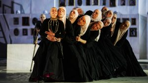 Eracle, Teatro Greco di Siracusa (foto: Maria Pia Ballarino).