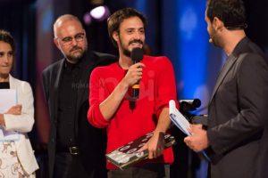 Pier Lorenzo Pisano, Premiazione Tondelli 2017.