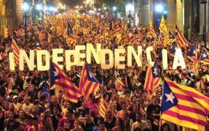 Catalogna, Referendum per l'indipendenza.