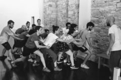 Carrozzeria Orfeo, workshop estivo per attori e autori 2019.