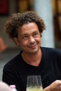 Michele Santeramo ritratto