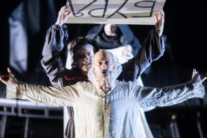 Re Lear, regia di E. Kamenkovic (foto: Sergey Omshenetsky).