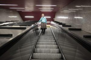 Roberta Bosetti, Underground (foto Luca Del Pia).
