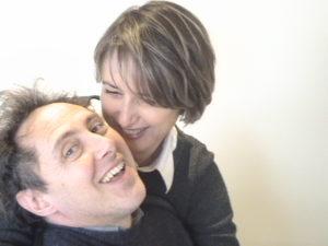 Renato Cuocolo e Roberta Bosetti.