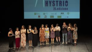 Premio Hystrio 2019, lo staff (foto Gabriele Lopez)