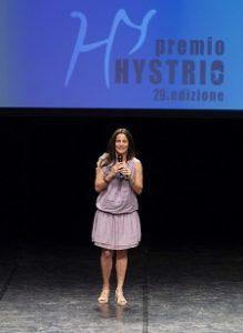 Lucia Calamaro, Premio Hystrio alla drammaturgia 2019