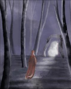 Dante in scena, ill. di Giada Comi
