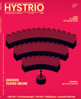 Cover Hystrio n. 2.2021
