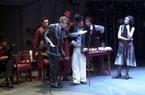 Sei personaggi in cerca d'autore, regia Carlo Cecchi (foto Bobo Antic).