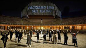 Auditorium di Roma. Facciamo luce sul teatro!