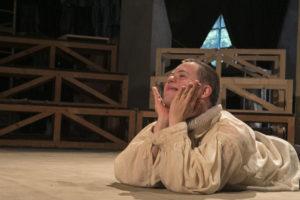 """Accademia della Diversità, prove di """"Otello"""" (foto Vasco Dell'Oro)"""