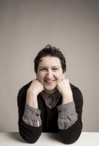 Silvia Gribaudi (foto di Laila Pozzo)
