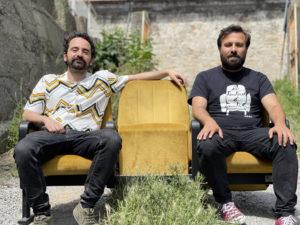 Gabriele Paolocà e Michele Altamura, Vico Quarto Mazzini